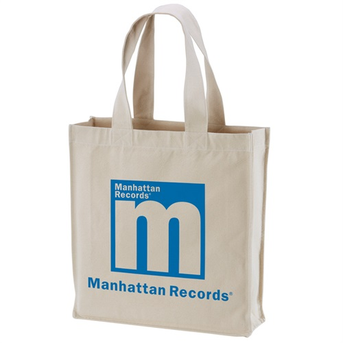 MANHATTAN CANVAS TOTE BAG(NATURAL)