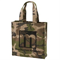 MANHATTAN CANVAS TOTE BAG(WOODLAND)