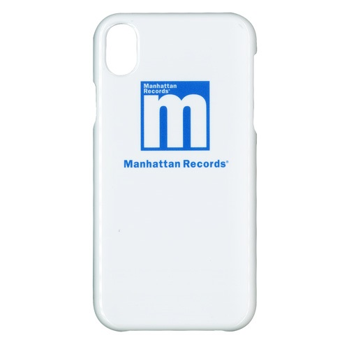 iPHONE X/XS CASE (LOGO/WHITE)