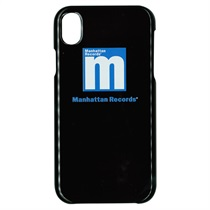 iPHONE XR CASE (LOGO/BLACK)