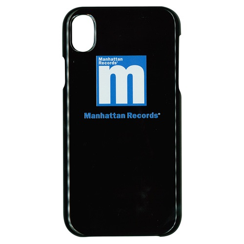 iPHONE X/XS CASE (LOGO/BLACK)