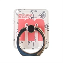 M LOGO SMARTPHONE RING (TROPICAL PINK)