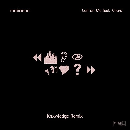 "CALL ON ME (KNXWLEDGE REMIX) / CALL ON ME FEAT. CHARA(7"")"
