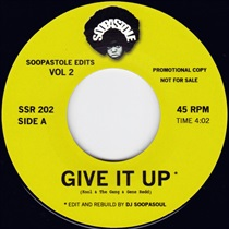 GIVE IT UP/ROCK STEADY