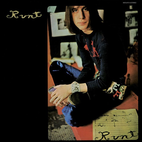 RUNT(LTD GOLD VINYL - NUMBERED)