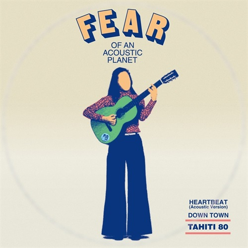 "FEAR OF AN ACOUSTIC PLANET EP(7"")"
