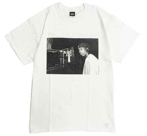 RICKY POWELL/BIG L S/S TEE ②(XL)