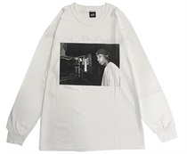 RICKY POWELL/BIG L L/S TEE ②(XL)