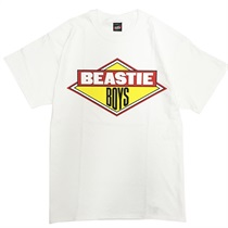 BEASTIEBOYS BOOT LOGO S/S TEE-WHITE(XL)