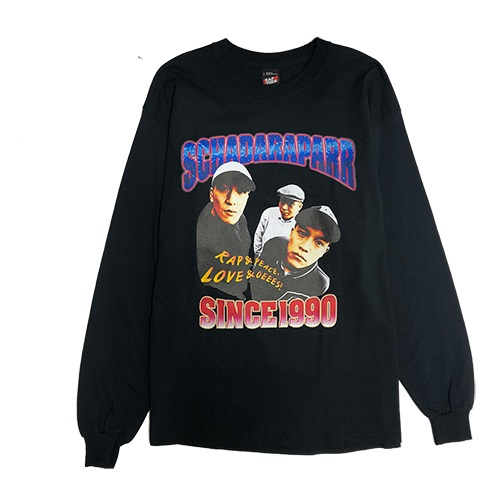 XL:SCAHDARAPARR PHOTO L/S TEE