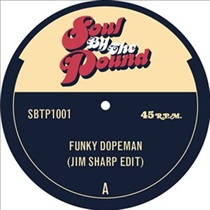 FUNKY DOPEMAN (JIM SHARP EDIT)