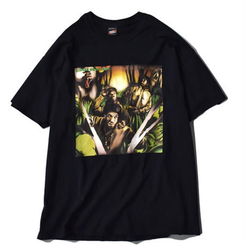 STRAIGHT OUT THE JUNGLE TEE(L)