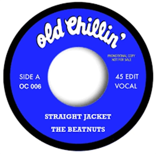 STRAIGHT JACKET/GET FUNKY