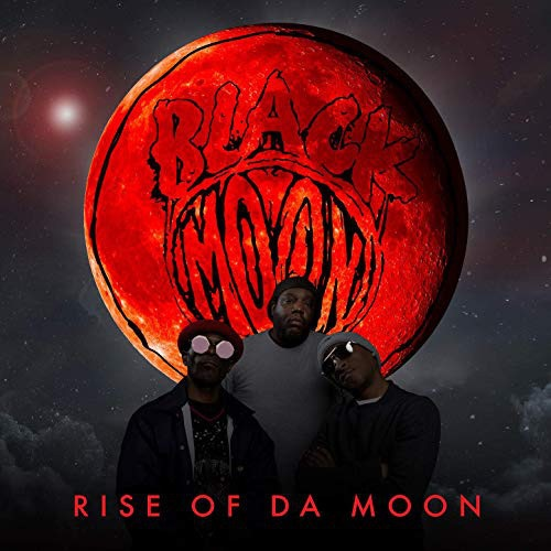 RISE OF DA MOON (RED VINYL)