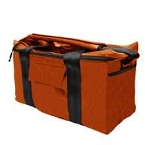 45 RECORD BAG(ORANGE)