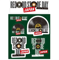 RECORD STORE DAY2020ステッカー・セット
