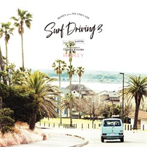 HONEY meets ISLAND CAFE -SURF DRIVING 3- mixed by DJ HASEBE