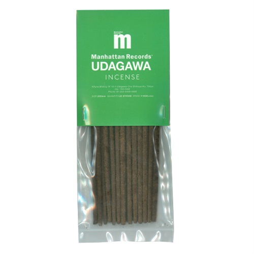 UDAGAWA INCENSE(GREEN)