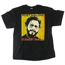 XL:POST MALONE BOOTLEG TEE