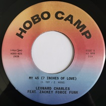 MY 45 (7 INCHES OF LOVE) FEAT. ZACKEY FORCE FUNK