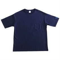 BIG SILHOUETTE POKE-TEE NAVY (XL)
