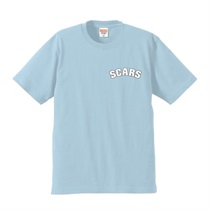 S:LOGO T-SHIRTS(LIGHT BLUE)