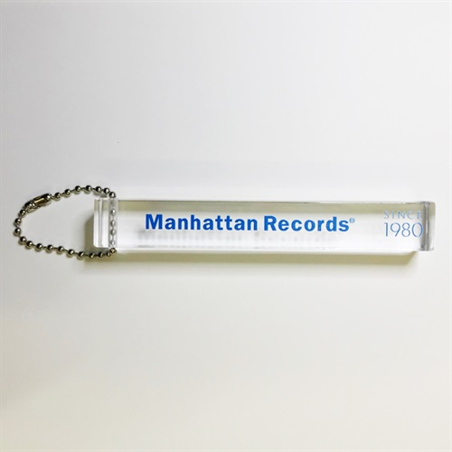 MANHATTAN HOTEL KEY LOGO (BLUE)
