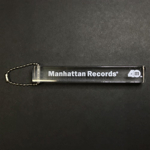 MANHATTAN HOTEL KEY 40TH (WHITE)