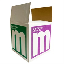 MANHATTAN BOX 5SET (PURPLE / YELLOW / GREEN)