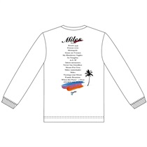 MILES OFFICIAL SWEAT SHIRT WHITE (L)
