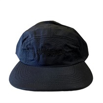NYLON JET CAP/BLACK