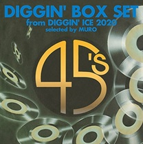 DIGGIN BOX SET FROM DIGGIN ICE 2020 SELECTED BY MURO