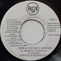 NICE & NAUGHTY RAW MIX (USED)