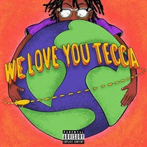 WE LOVE YOU TECCA (ORANGE VINYL)