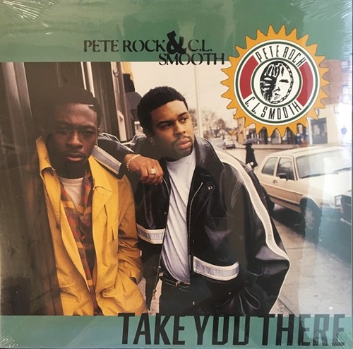 TAKE YOU THERE (USED)