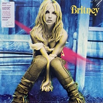 BRITNEY - LTD LP(YELLOW & WHITE SWIRL VINYL) (USED)