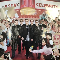 CELEBRITY - EXCLUSIVE LP(COTTON CANDY COLORED VINYL) (USED)
