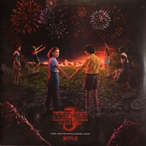 STRANGER THINGS 3:OST(2LP+7INCH) (USED)