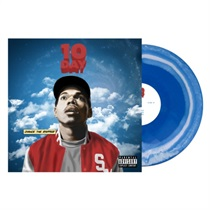 10 DAY (BLUE/WHITE MERGE VINYL) (USED)