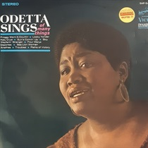 ODETTA SINGS OF MANY THINGS (USED)