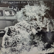 RAGE AGAINST THE MACHINE (USED)