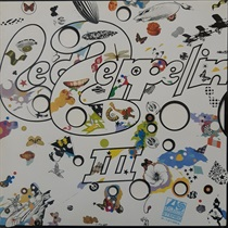 LED ZEPPELIN Ⅲ (USED)