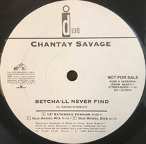 BETCHA'LL NEVER FIND (USED)