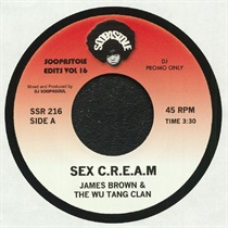 SEX C.R.E.A.M/SEX MACHINE
