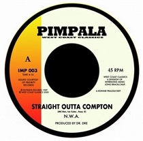 STRAIGHT OUTTA COMPTON (45 EDIT )