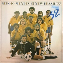 SERGIO MENDES AND THE NEW BRASIL 77 (USED)