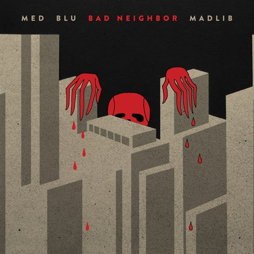 BAD NEIGHBOR (2XLP + DOWNLOAD CARD)