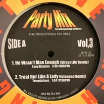 PARTY MIX VOL.3 (USED)