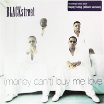 (MONEY CAN'T) BUY ME LOVE/HAPPY SONG (USED)
