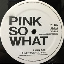 SO WHAT (USED)